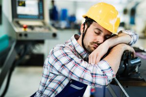 Top 5 most frequent causes of work place injury