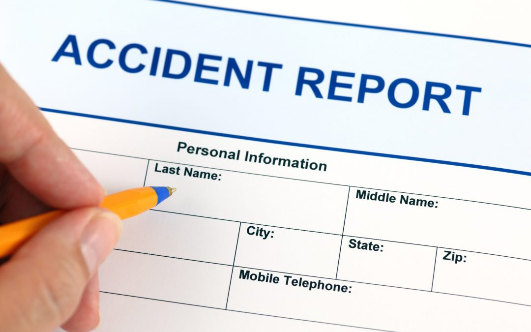 Obtaining an Accident Report Following A Truck Accident