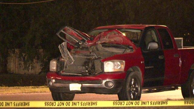 Pedestrian Killed in Harris County Accident