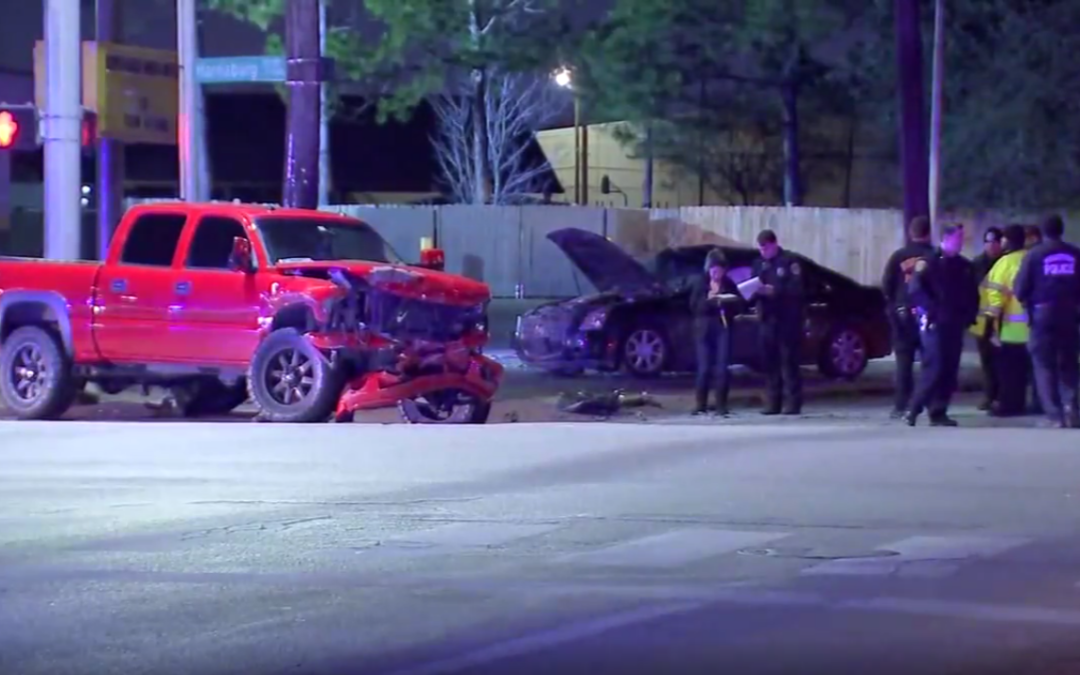 Drunk Driver Crashes into Family, Injures Woman and 5-Year-Old