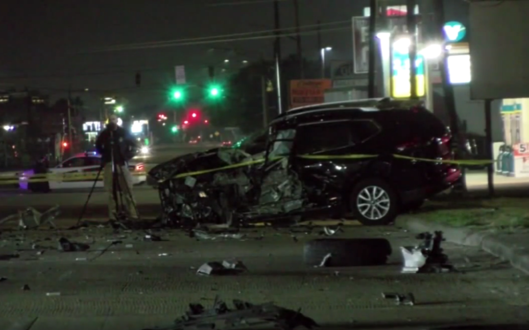 19-year-Old Drunk Driver Crashes and Kills Young Woman
