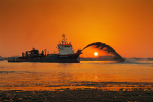 The Dangers Dredge Workers Face