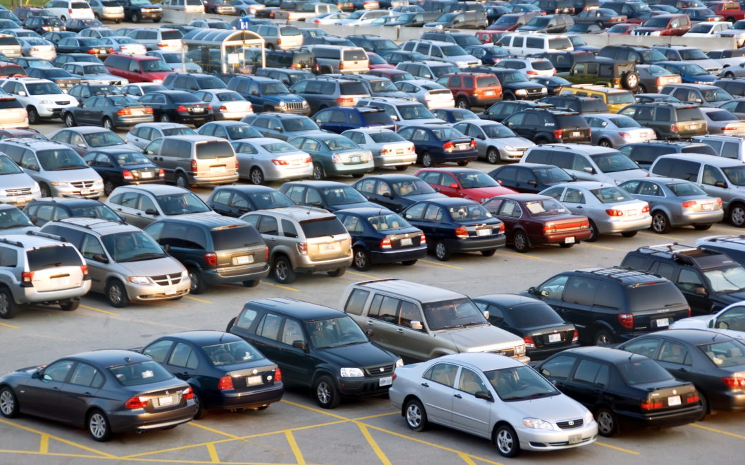 Play It Safe During the Back-to-School Rush: How to Avoid Parking Lot Accidents