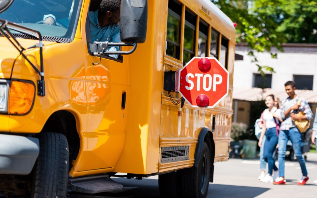 Reduce Your Speed and Stop for Pedestrians; School Is Back In Session!