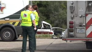 Young Couple Killed in Truck Accident