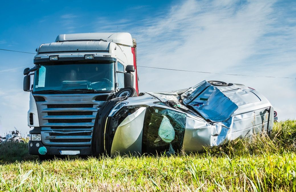 Reckless Truck Drivers Can Cause You Serious Pain