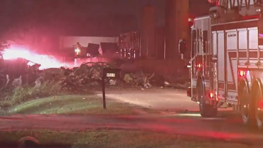 At least 2 people reported dead from Plant Explosion in Northwest Houston