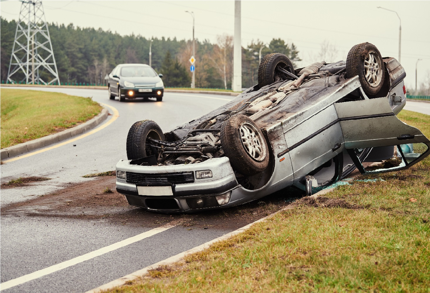 The Proper Steps to Take After a Car Accident