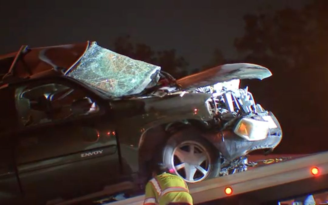 One Dead Following Wrong-Way Crash, DUI Suspected