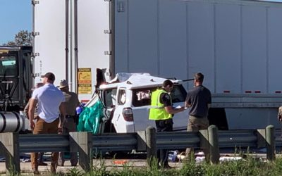 5 Killed in Separate Truck Accidents Just Two Miles and Two Hours Apart