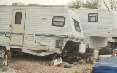 Neighborhood Calls for Speed Bumps After Car Accident Injures RV Park Resident