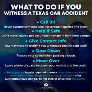 what-to-do-if-you-witness-a-texas-car-accident