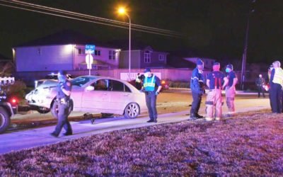 One Man Dies in Chain-Reaction Crashes in Harris County
