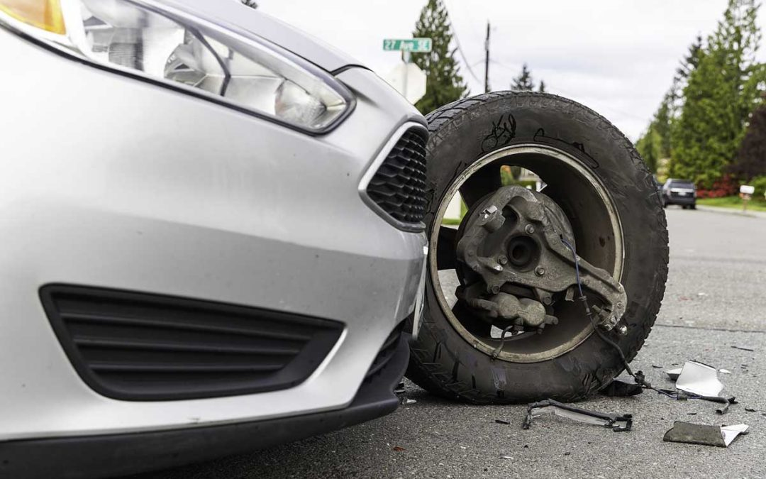 Mother Killed in Freak Accident When Loose Wheel Flies Through Windshield