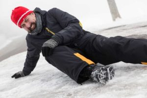 Slip and Fall Compensation