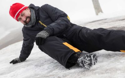 Slip and Fall Compensation: How to Receive It