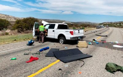 8 Immigrants Killed in Catastrophic Truck Accident Near the Texas Border