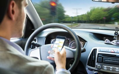 Another Symptom of the Pandemic: Distracted Driving