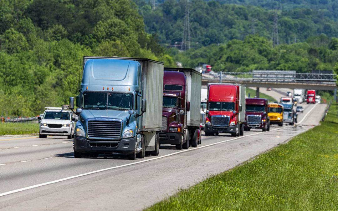 How To Avoid Texas Truck Accidents and What To Do If You're In One