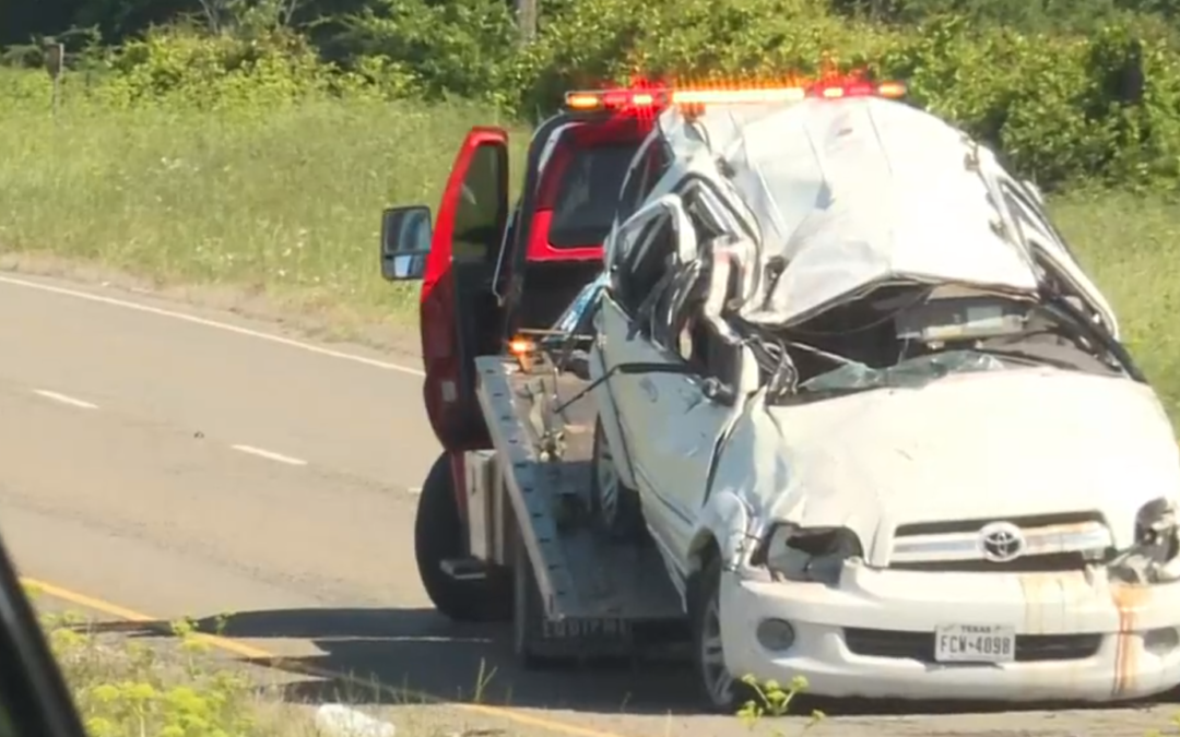 Two Accidents Lead to Multiple Hospitalizations in Madisonville
