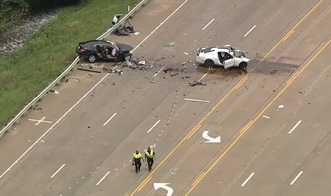 Two Children Among the Dead in a Multi-Vehicle Crash