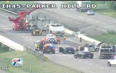 18-Wheeler Accident Closes Interstate for 12 Hours