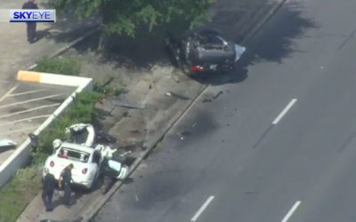 Innocent Driver Killed After Being Struck By Speeding Vehicle