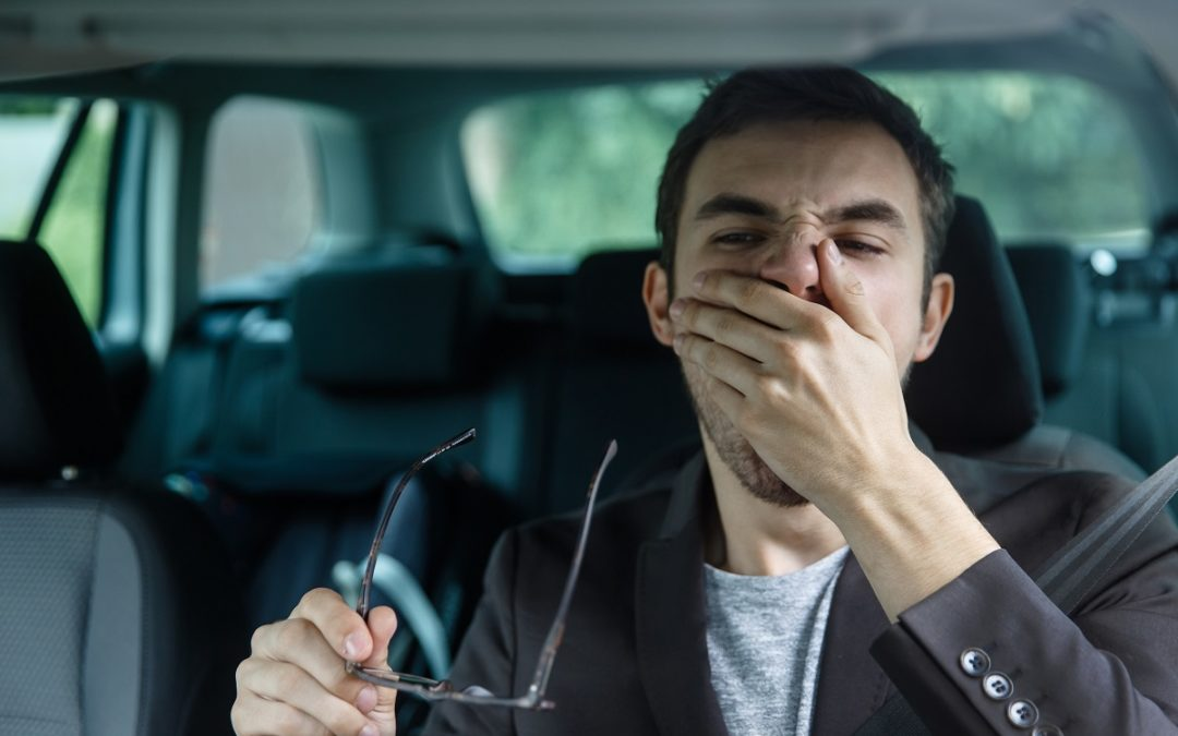 Study Shows Texas is Home to the Drowsiest Drivers