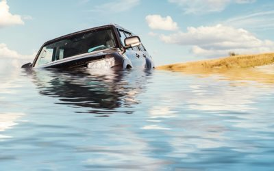 How To Escape a Sinking Vehicle