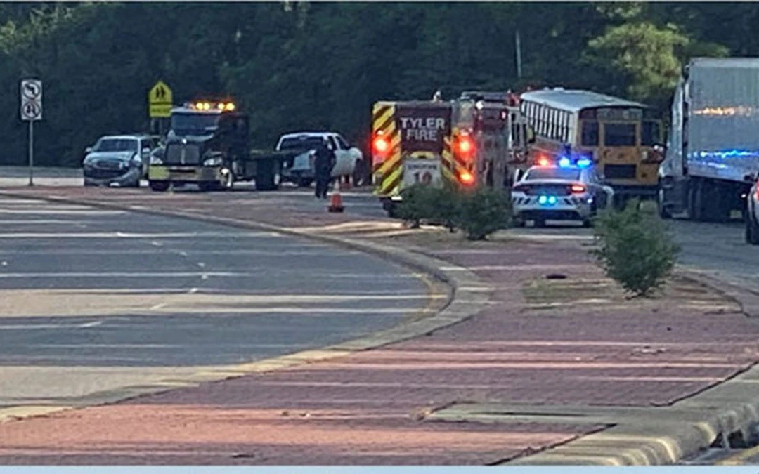 New School Year Sees Two School Bus Accidents