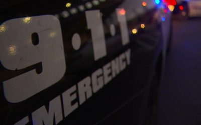Multiple Officer-Involved Car Accidents Reported Statewide