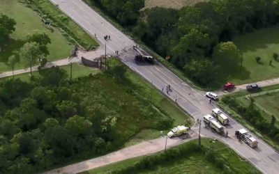 One Killed in Multi-Vehicle Collision With Propane Truck
