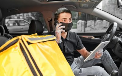 Seeking Compensation After a Crash With a Food Delivery Driver